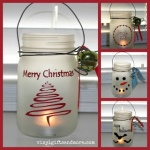 mason jar holiday crafts