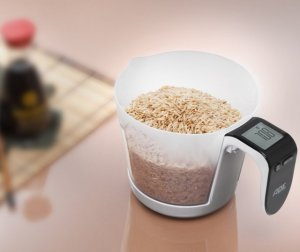 ade digital measuring cup scale
