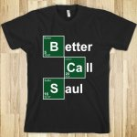 better call saul tshirt